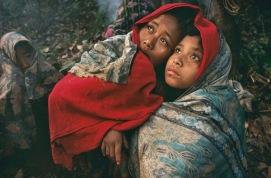 Jungle nomads III, Eric-Valli
